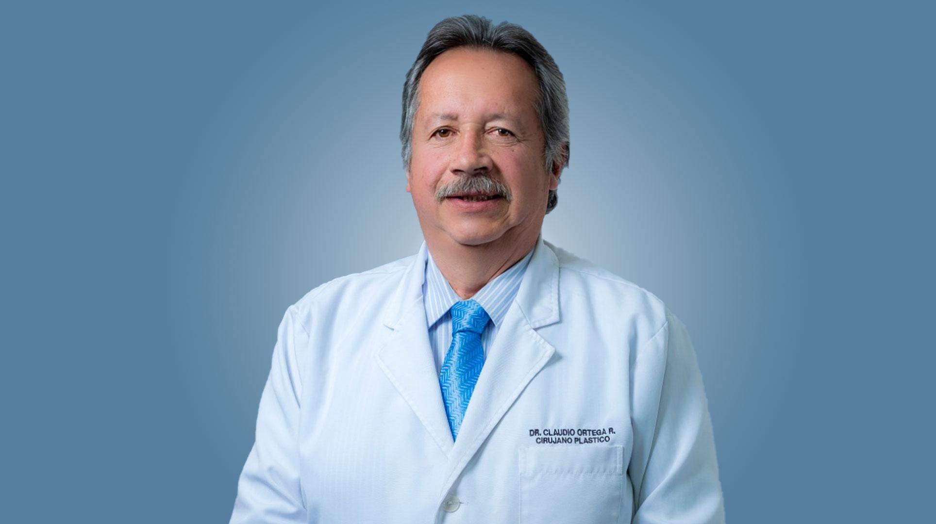 dr. Claudio Ortega