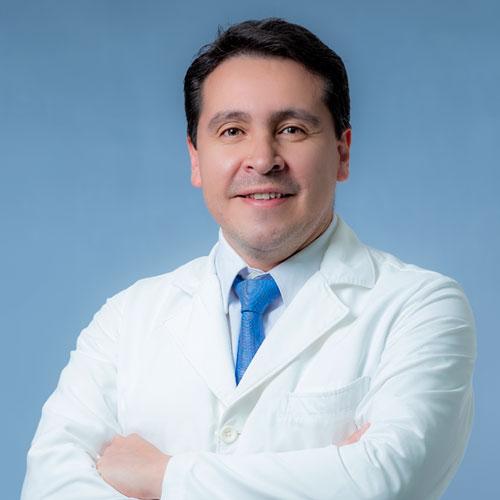 Dr. Gustavo Samaniego